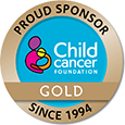 Proud Sponsors Child Cancer Foundation